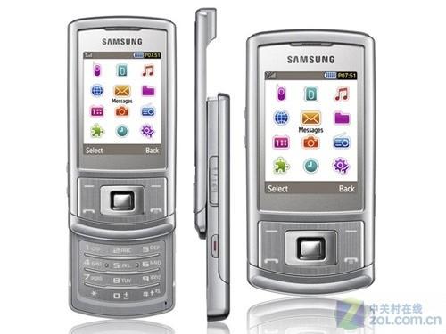1370元平民滑盖手机 三星发布gt-s3500