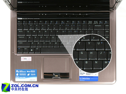 笔记本键盘底座与转轴设计