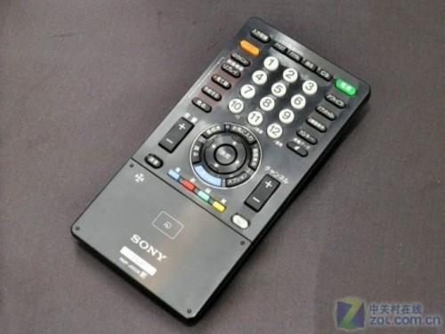 索尼推出新款电视遥控器-中关村在线