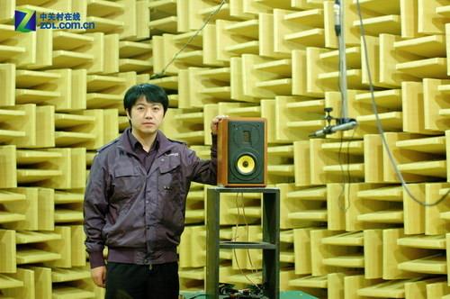 亚洲最大 惠威专业电声消声室(组图)