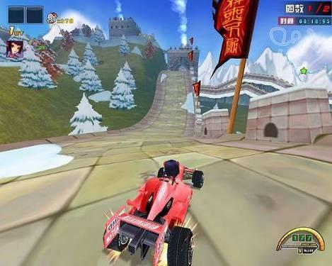 《疯狂赛车II》 大型线上赛事登场