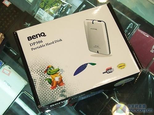 赠送摄像头 明基320GB移动硬盘699元(没图)
