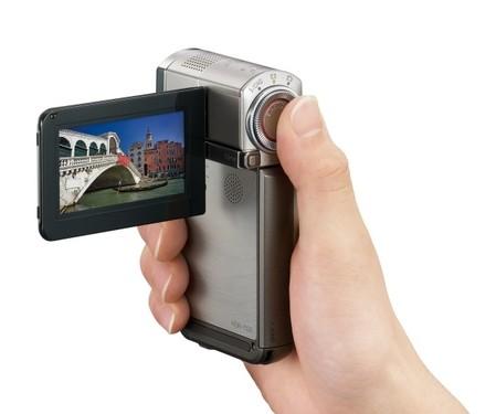SONY发布世界第一轻薄GPS高清摄像机