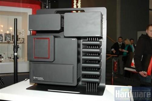 分离式设计 level 10颠覆传统机箱概念