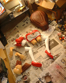 人形PC改造
