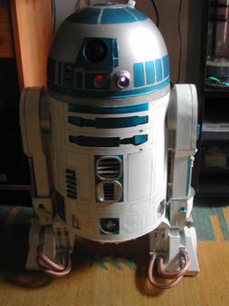 R2D2机器人改造
