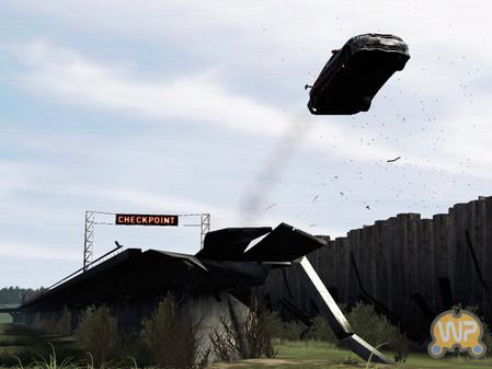 模拟驾驶游戏《碰撞之日》游戏画面公布