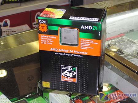 最新核心版本的Athlon64 3200+