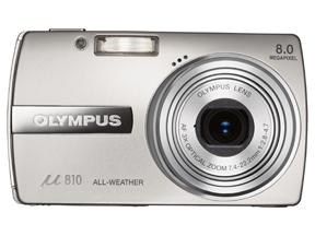 Olympus u810/S810