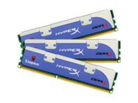 金士顿 HyperX 6GB DDR3 1600(三通道套装)热卖促销中,仅售1261元#(1280元)#[八一创联内存优盘专卖]