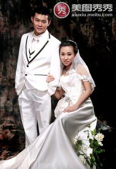 轻松制作幸福婚纱照