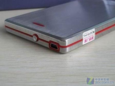精钢气质 旅之星160GB移动硬盘379元(没图)