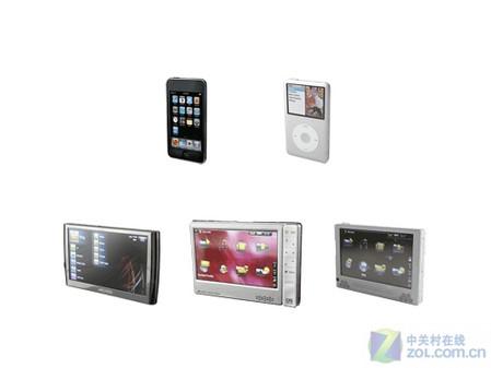 带正版上路看 iPod和ARCHOS低价租电影