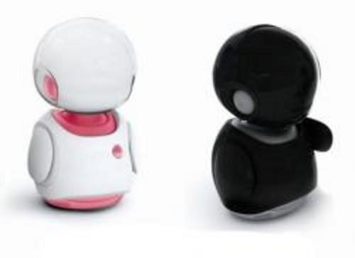 """正文  这款特价产品叫做""""ou""""陪伴型宠物机器人,外形小巧,形象可爱,它"""