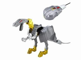 真稀奇:变形金刚第二弹--钢锁鼠标