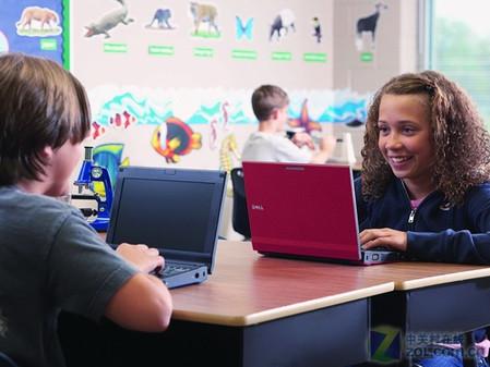 戴尔领先业界 国内首款学生电脑上市