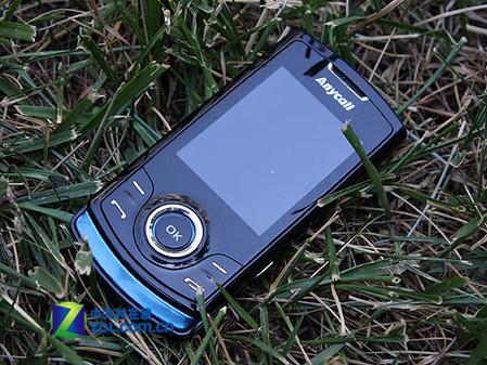 玩时尚又不贵 三星S5200c手机仅1550元