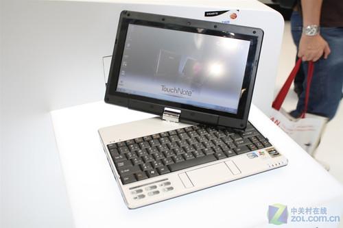 技嘉新上网本Computex展示 加入3G支持