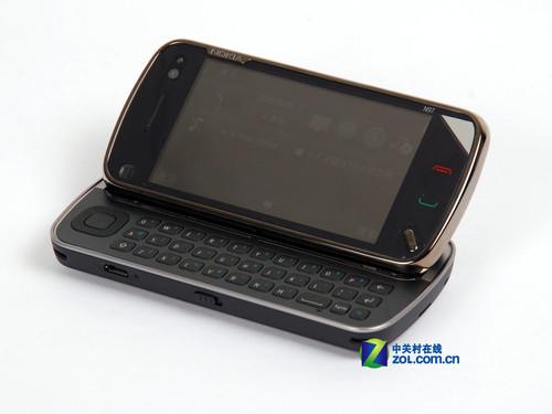 Symbian王者降临 行货版诺基亚N97评测