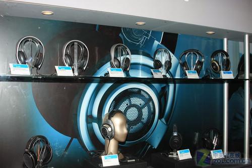 森海塞尔携HD800参展18届国际音响展