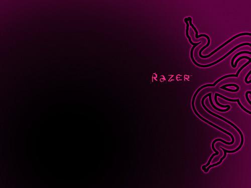 雷蛇壁纸_雷蛇粉丝必看Razer主题桌面先收藏_Razer铜斑蛇鼠标_键鼠新闻