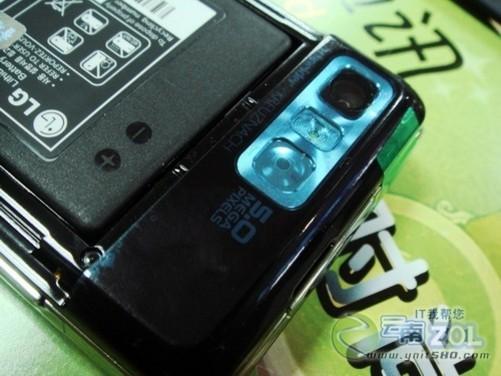触屏侧滑全键盘 lg kf900尚手机仅2250