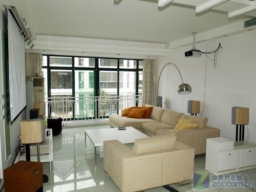 2居室如何选 经济型家庭影院组建方案
