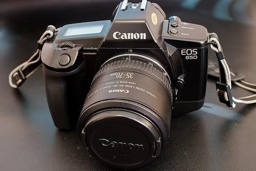 佳能单反50周年 50年中最值得纪念的12款单反相机