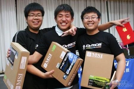 微星2009校园硬件超频争霸赛圆满落幕