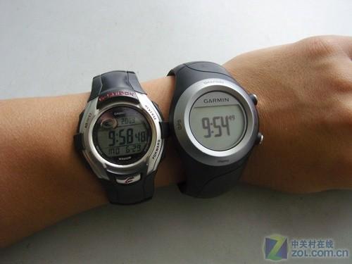 运动GPS腕表 Forerunner405全国首测