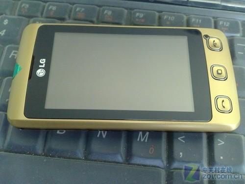 金色版驾到 LG KP500新配色报价1199元
