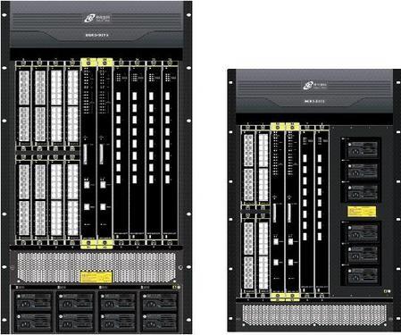 DCRS-9800系列高端多业务IPv6核心路由交换机