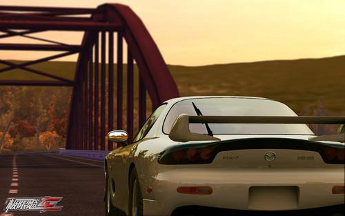 车至魅景至美!《极限飚车》意境壁纸