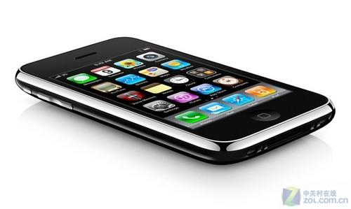 速度胜于一切 苹果iPhone 3G S官方图赏