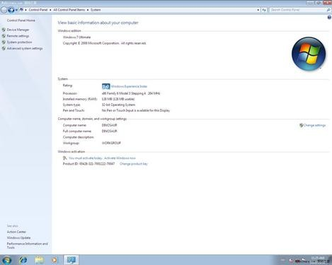 别不相信 奔腾II古董机运行Windows 7