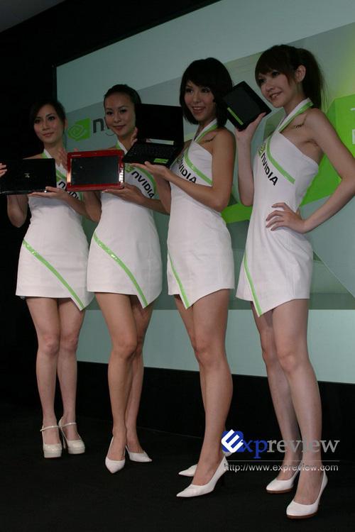 nvidia绝版四大美女