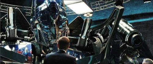 机器人来袭 变形金刚2