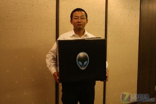 """首度接触""""外星人"""" 初探戴尔Alienware"""