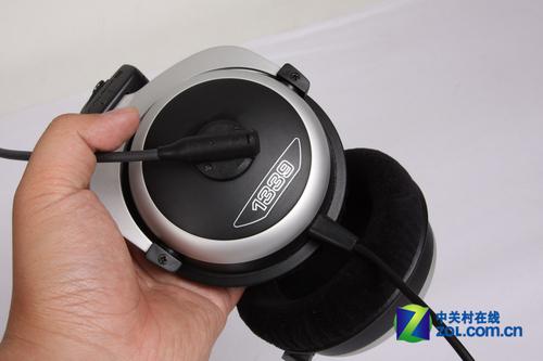 全国首测:顶级游戏耳机Qpad QH-1339