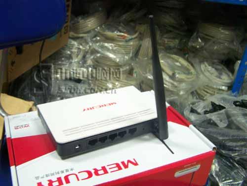 水星54M无线宽带路由器太原仅售105元