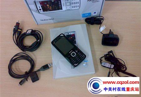 诺基亚N82 重庆