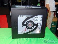 透明侧/顶板 魔幻造型液晶屏机箱355元