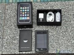 绝美极速体验 港版苹果iPhone 3GS到货