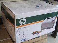 小巧实用 惠普彩激CP1215仅售1800