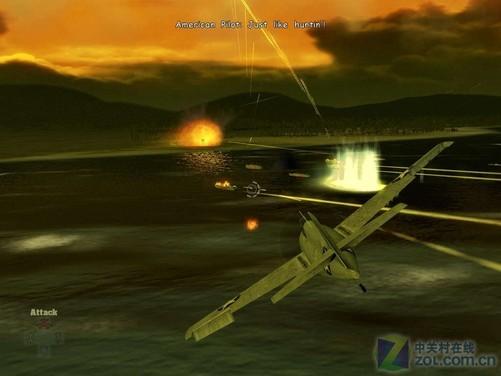 pc上难得的开飞机游戏