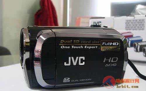 闪存式高清DV JVCGZ HM200现售5100元
