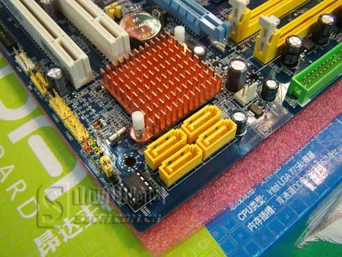 昂达G41主板-打造廉价整合平台 昂达G41仅售369元图片