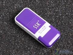 SSK飚王那个读卡器评测