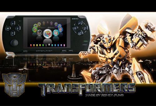 多功能迷你游戏MP4  金星JXD300仅售299元