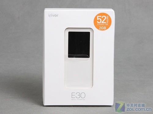 iriver E30评测